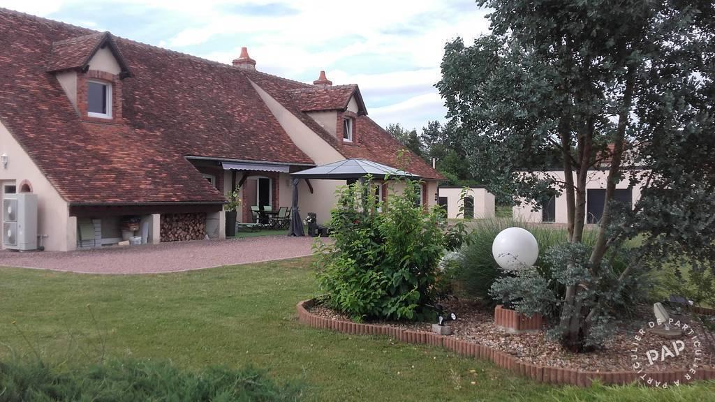 Vente Maison Le Moulinet-Sur-Solin (45290) 205m² 380.000€