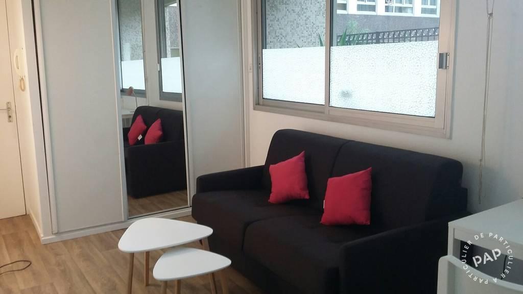Location Appartement Courbevoie (92400) 21m² 910€