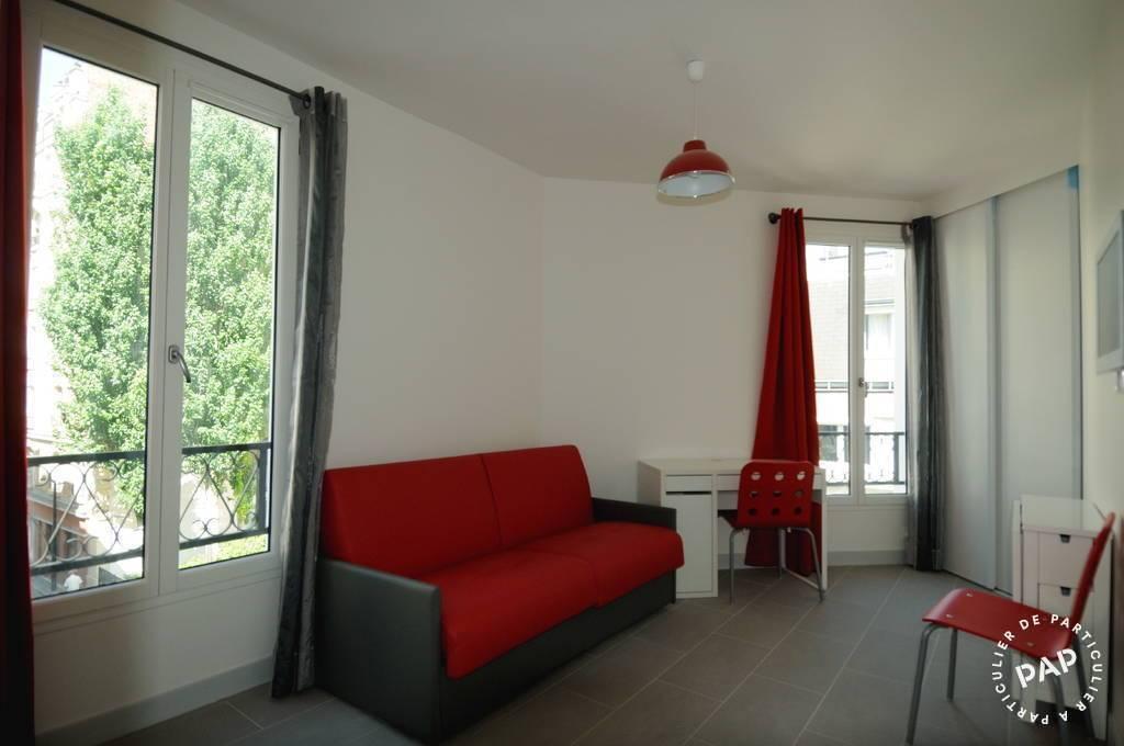 Location Appartement Paris 18E 17m² 740€