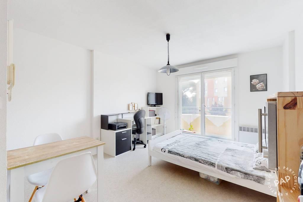 Vente appartement studio Toulouse (31)