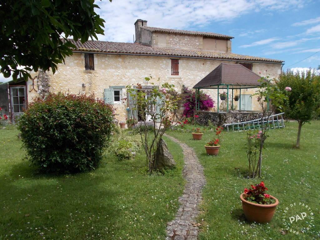 Vente Maison Saint-Antoine-De-Breuilh (24230)