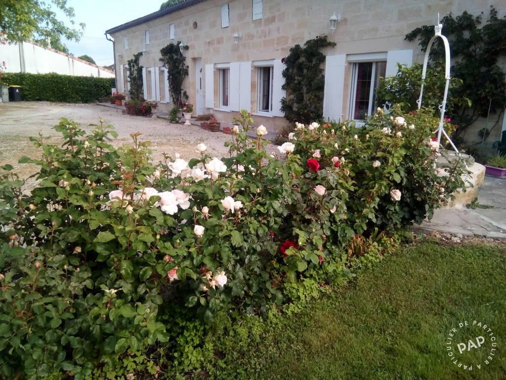 Vente Maison Coutras (33230)