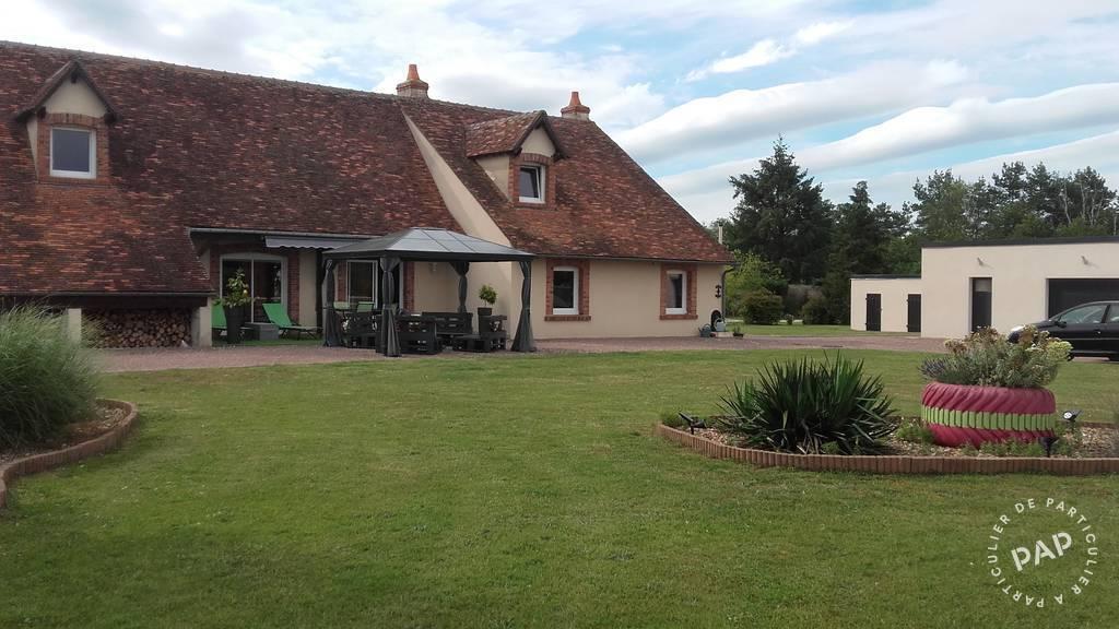 Vente Maison Le Moulinet-Sur-Solin (45290)