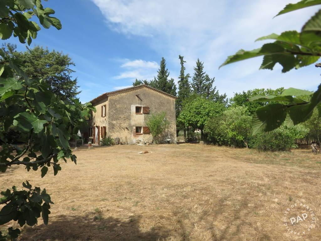 Vente Maison Lorgues (83510)