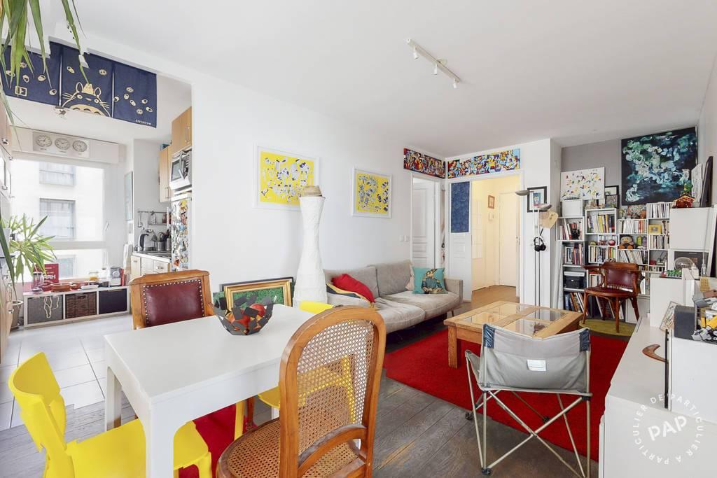 Vente immobilier 495.000€ Issy-Les-Moulineaux (92130)