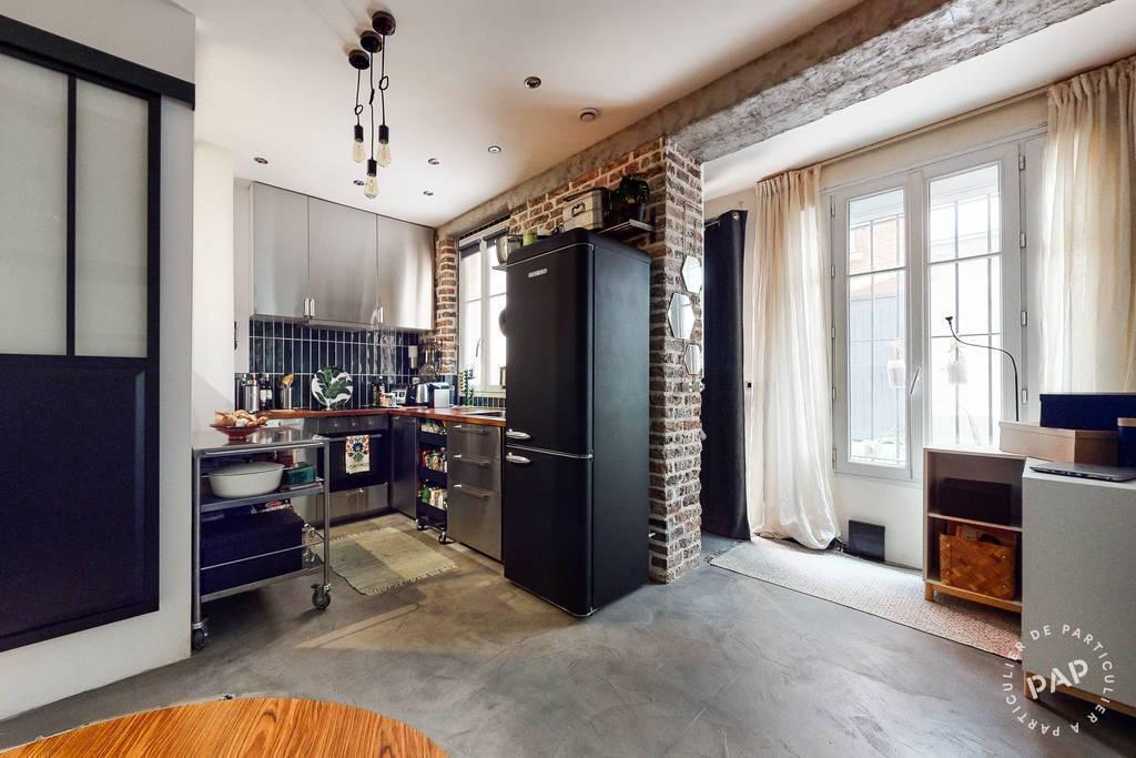 Vente immobilier 282.000€ Clichy (92110)