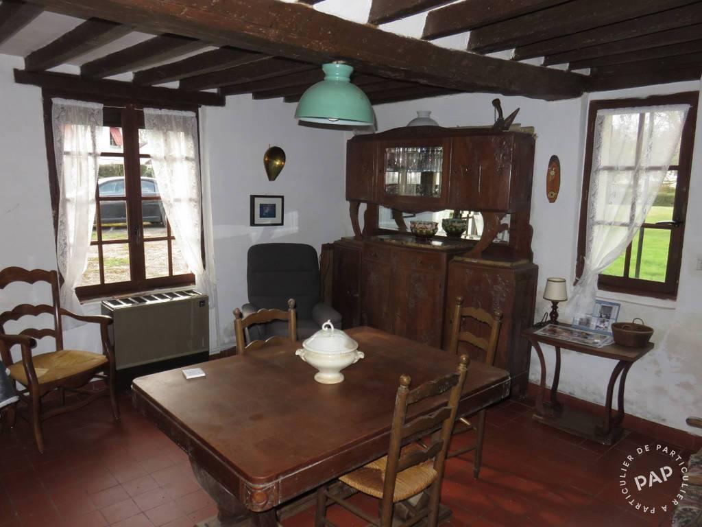 Vente immobilier 209.000€ Saint-Martin-De-Mailloc (14100)