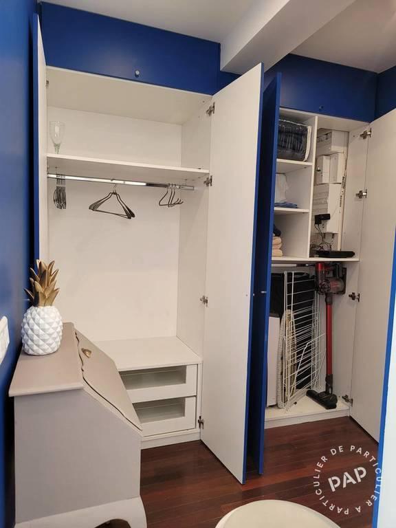 Appartement Paris 16E (75016) 1.600€