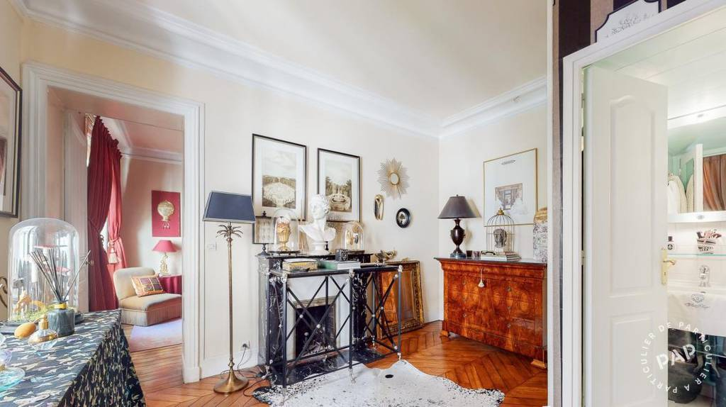 Appartement Paris 9E - Condorset 730.000€