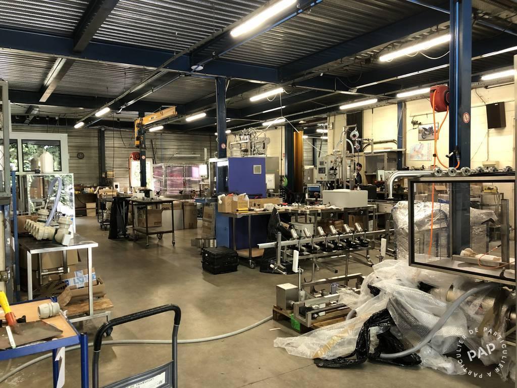 Local d'activité Chanteloup-En-Brie (77600) 1.398.000€