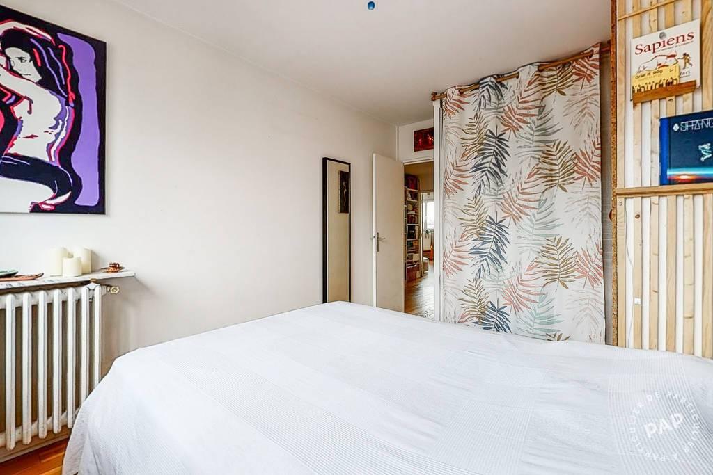 Appartement 648.000€ 64m² Paris 19E (75019)