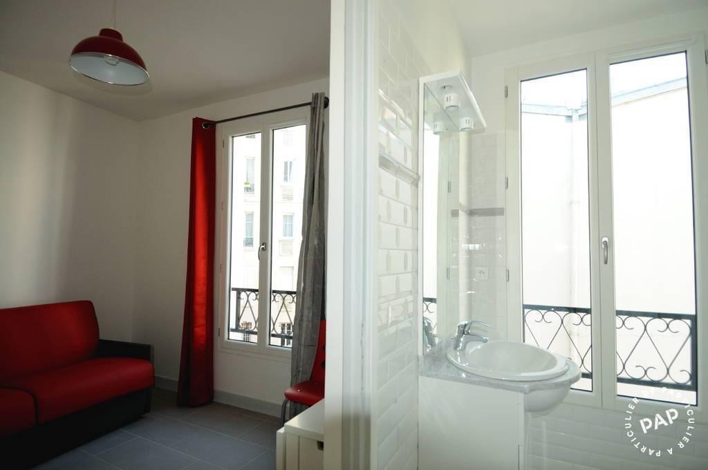 Appartement 740€ 17m² Paris 18E
