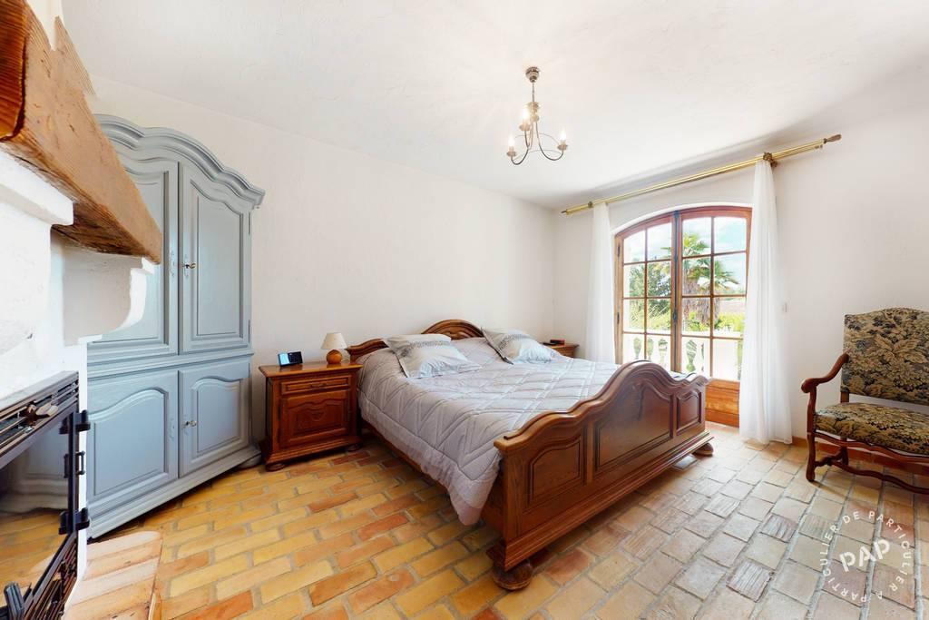 Vente Saint-Paul-De-Vence (06570) 250m²