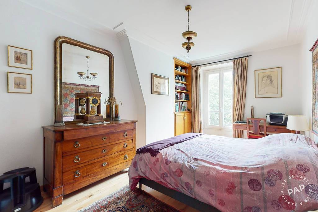 Immobilier Paris 14E (75014) 630.000€ 54m²