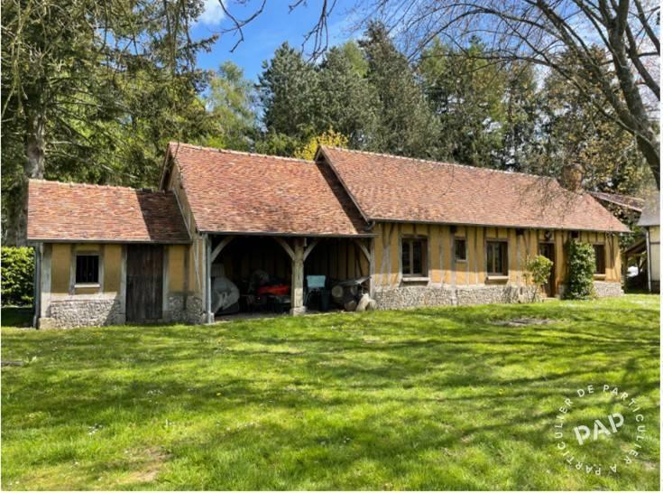 Immobilier Fleury-La-Forêt (27480) 380.000€ 165m²