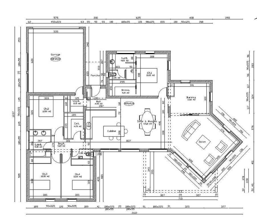 Immobilier Saint-Geniès-De-Malgoirès (30190) 560.000€ 175m²