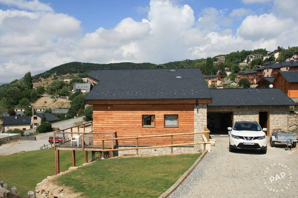 Immobilier Font-Romeu-Odeillo-Via (66120) 950.000€ 231m²