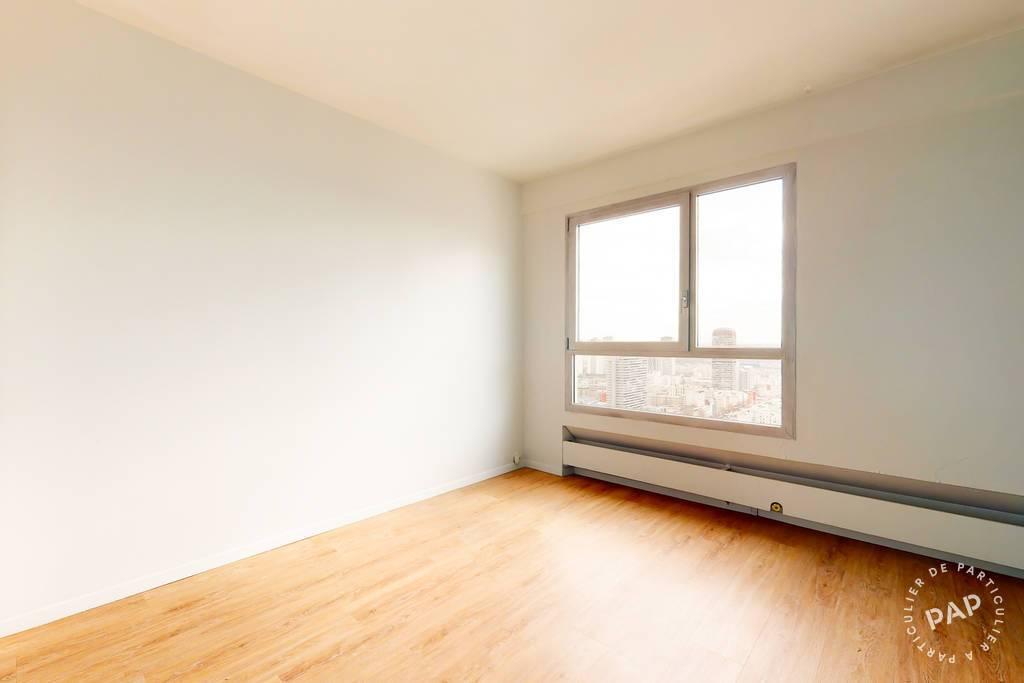 Immobilier Paris 13E (75013) - Place D'italie 429.000€ 48m²