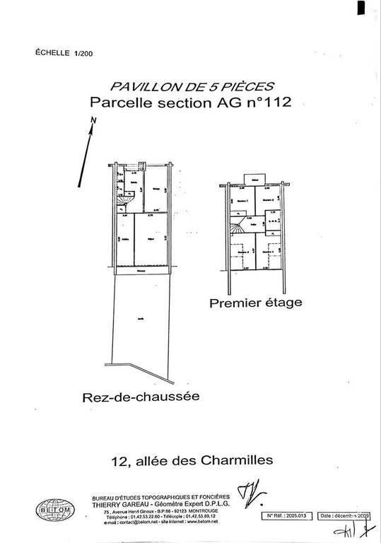 Maison 98m²