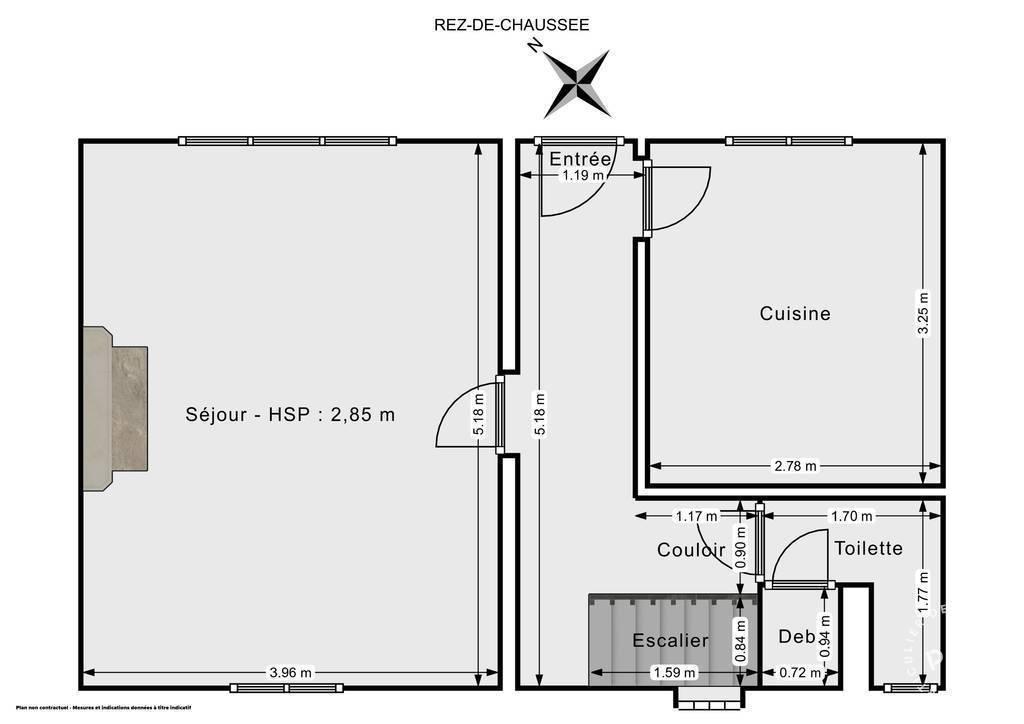 Vente Maison Livry-Gargan (93190) 100m² 390.000€