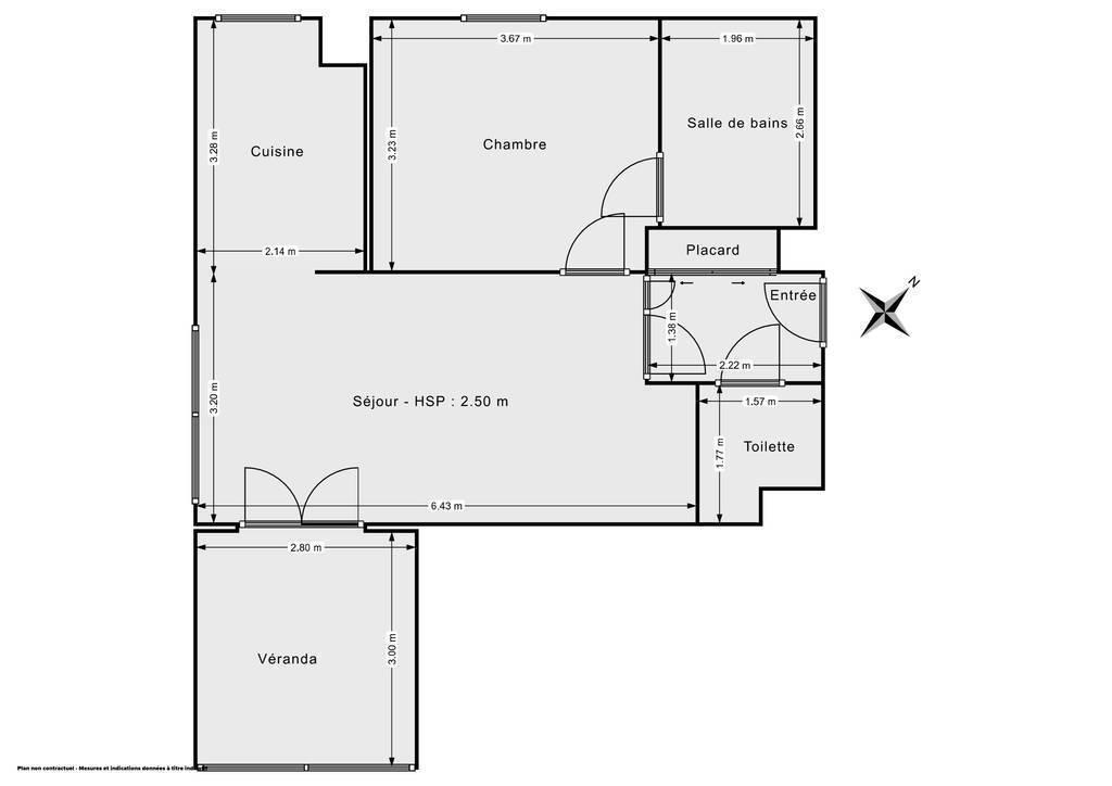 Vente Appartement Issy-Les-Moulineaux (92130) 49m² 495.000€