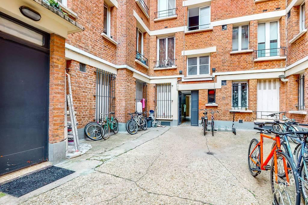 Vente Appartement Clichy (92110) 31m² 282.000€