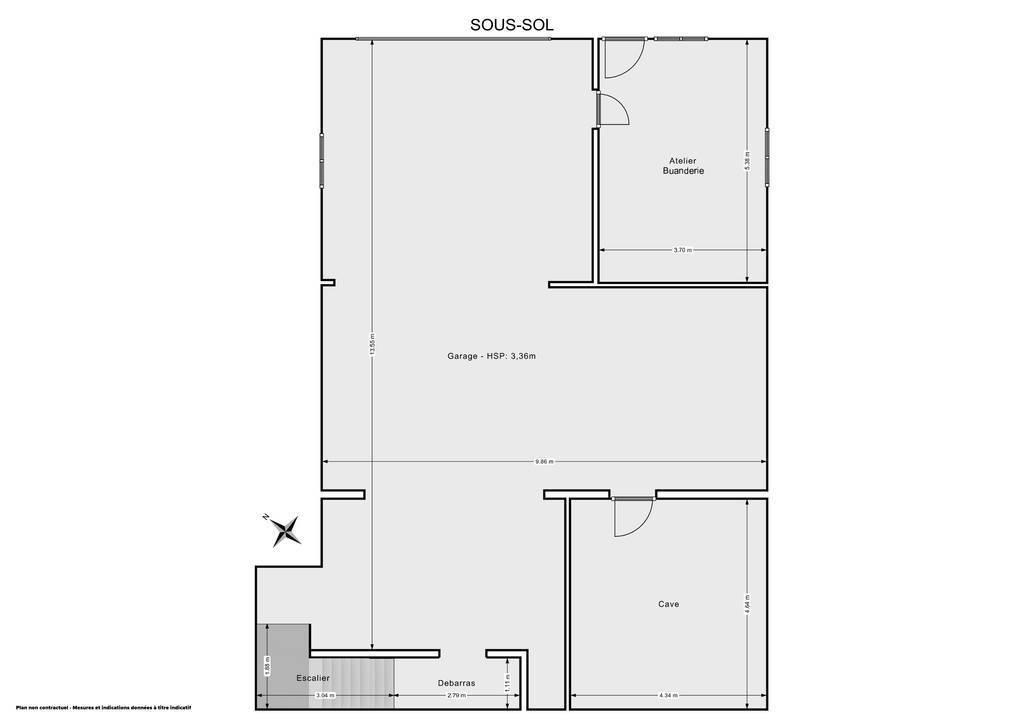 Vente Maison A Seulement 2Km De Pau 232m² 485.000€