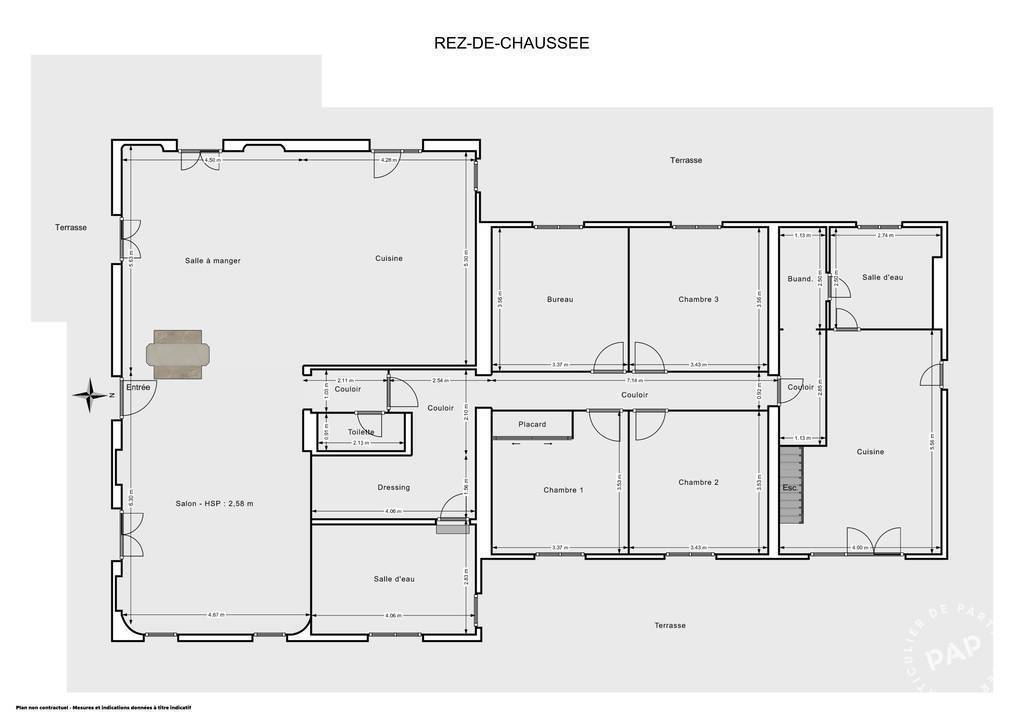 Vente Maison Bayonne (64100) 188m² 780.000€