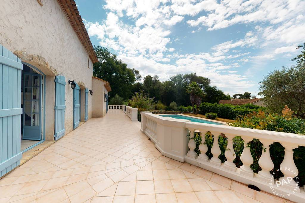 Vente Maison Saint-Paul-De-Vence (06570) 250m² 1.640.000€