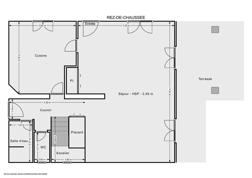 Vente Maison Brindas (69126)