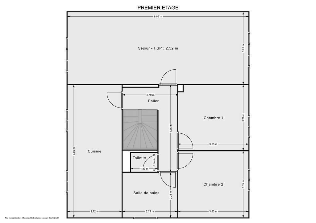Vente Maison Heillecourt (54180)