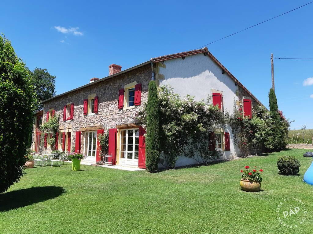 Vente immobilier 540.000€ Chauffailles