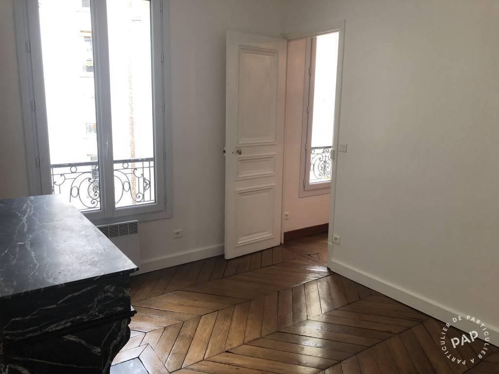 Vente Appartement Paris 17E (75017) 25m² 290.000€