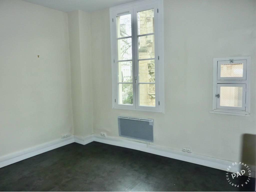 Location Bureaux et locaux professionnels Paris 5E 23m² 1.255€