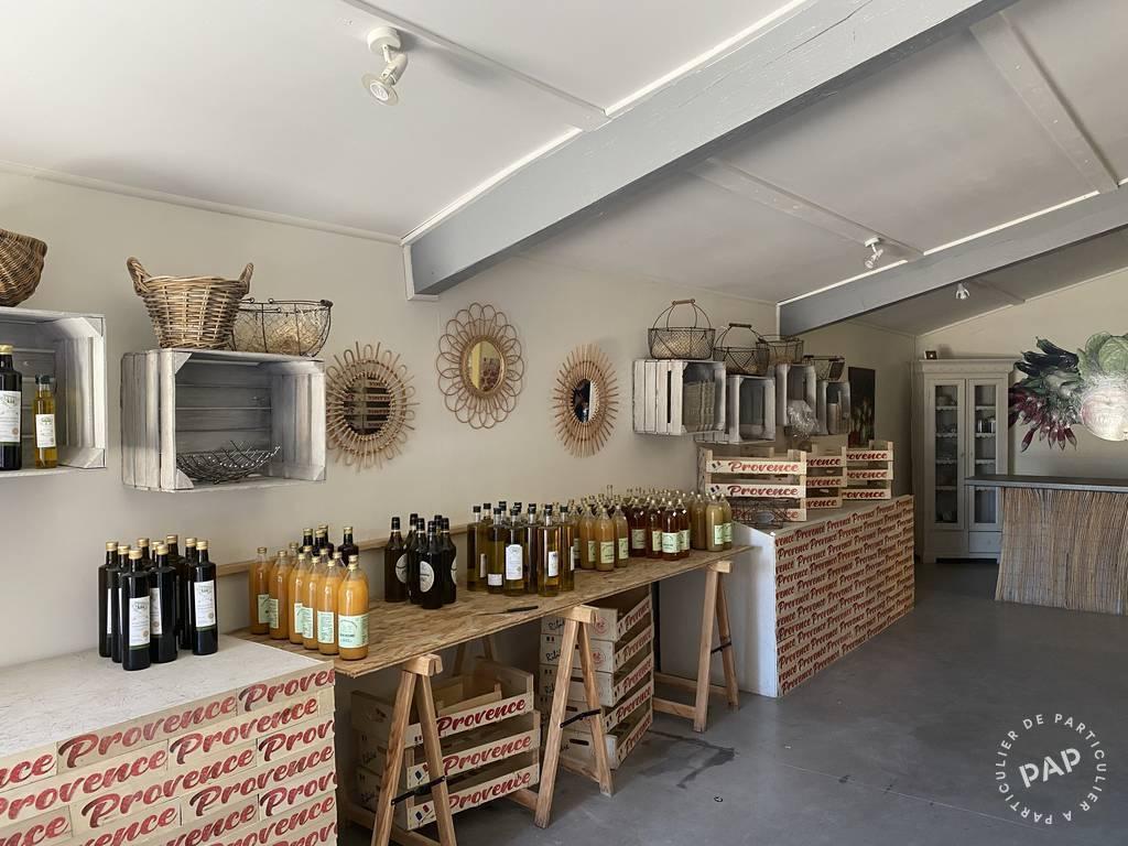 Vente et location Fonds de commerce Rochefort-Du-Gard (30650)  180.000€