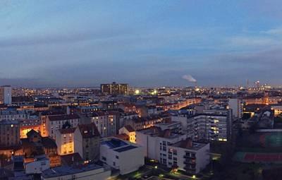 Avec Balcon 9M² Clichy (92110)