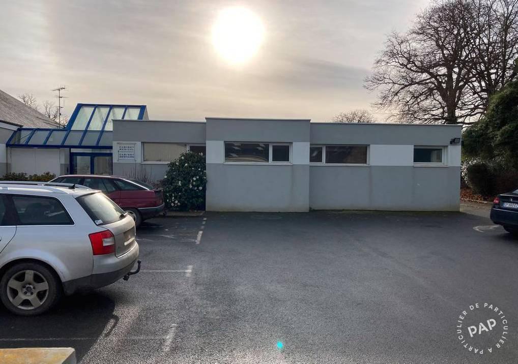 Vente et location Bureaux, local professionnel Quessoy (22120) 120m² 130.000€