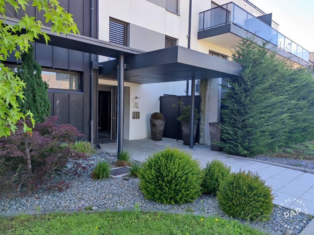 Vente Appartement Saint-Louis (68300) 80m² 298.900€