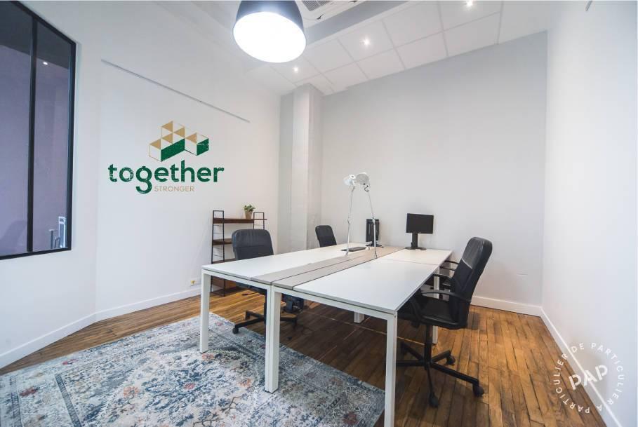 Vente et location Bureaux, local professionnel Paris 10E (75010) 20m² 1.800€