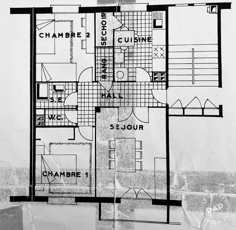Vente appartement 3 pièces Pierre-Bénite (69310)