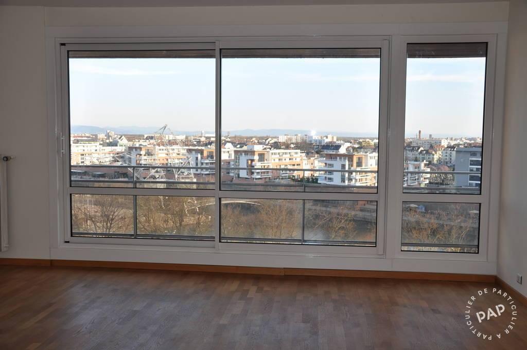 Location Appartement Strasbourg (67000) 104m² 1.556€
