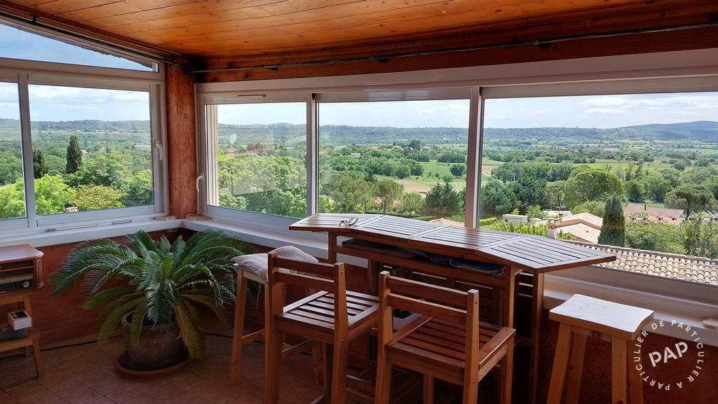 Vente Maison Aigremont (30350) 160m² 187.000€