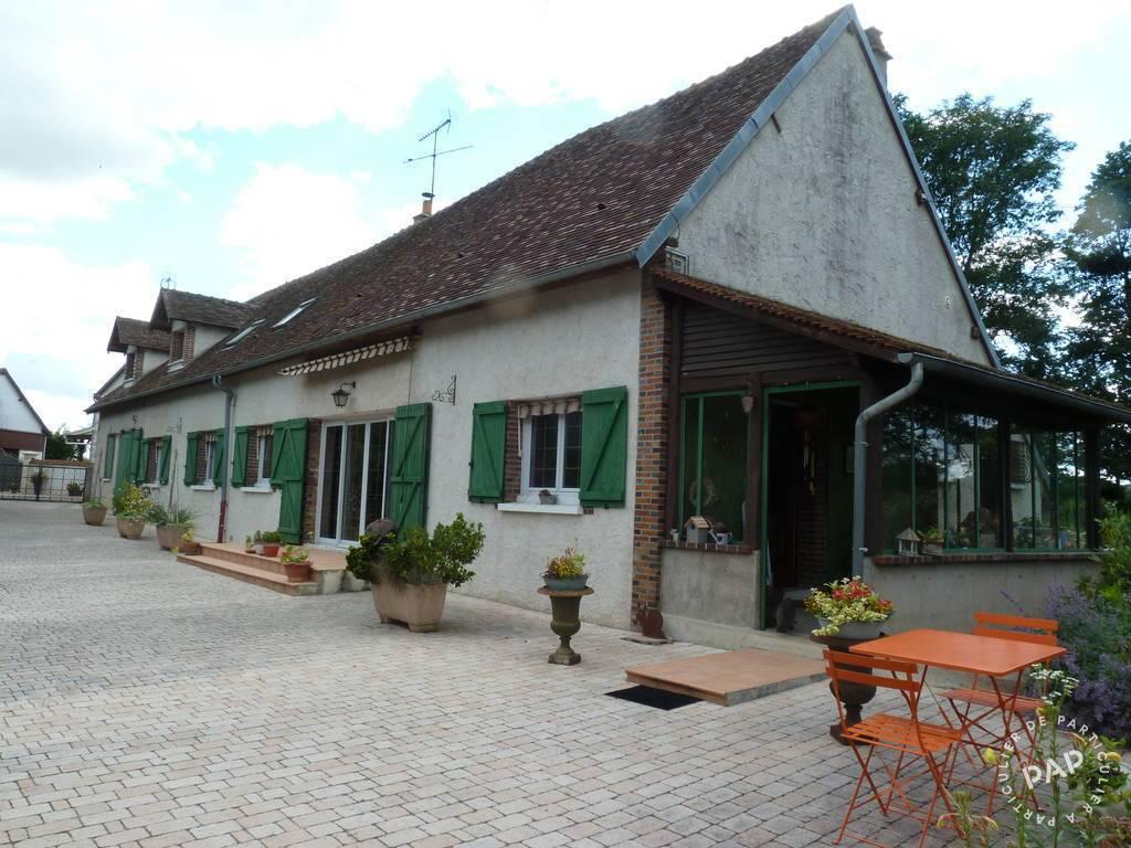 Vente Maison Courtenay (45320) 244m² 250.000€