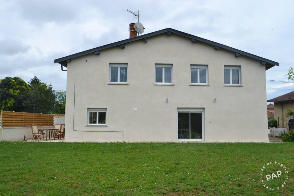 Vente Maison Niévroz (01120) 180m² 430.000€