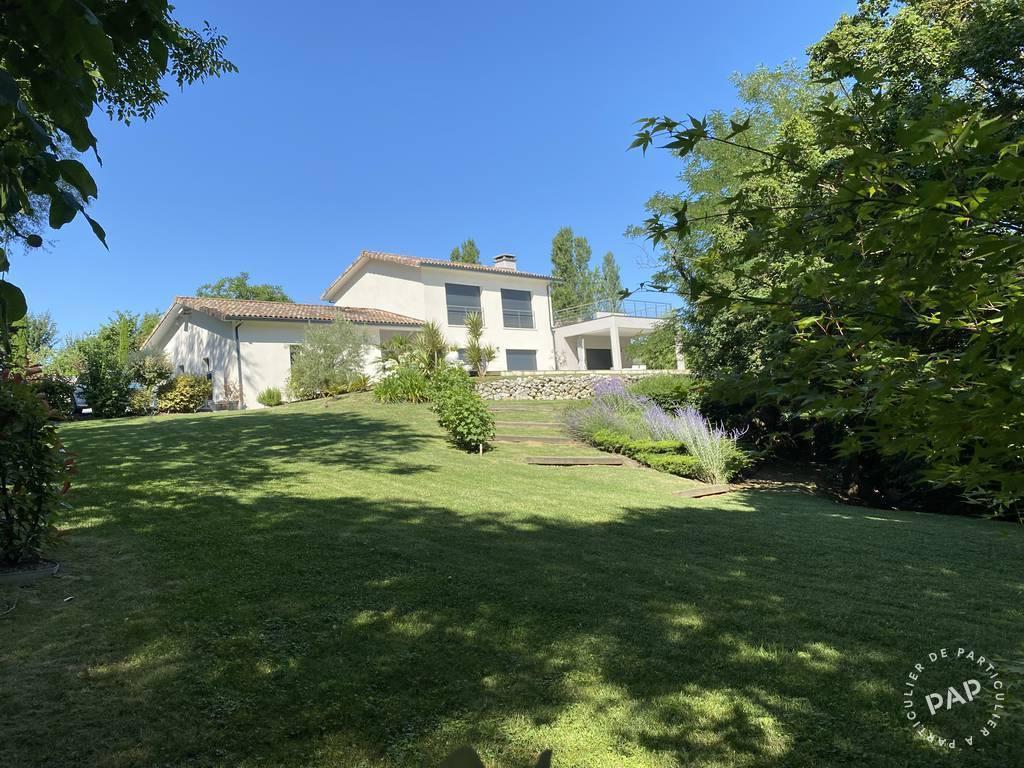 Vente Maison Fourquevaux (31450) 240m² 1.200.000€