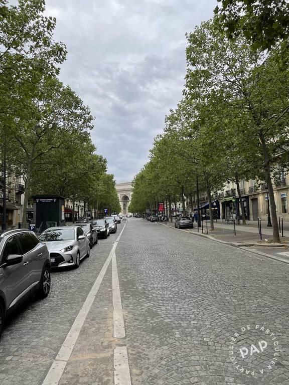 Vente appartement studio Paris 8e