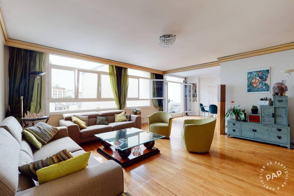 Vente Appartement Paris 11E (75011) 90m² 898.000€