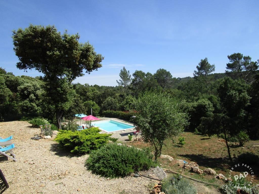 Vente Maison Lorgues (83510) 160m² 580.000€
