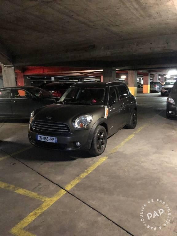 Vente Garage, parking Paris 14E (75014)  38.000€