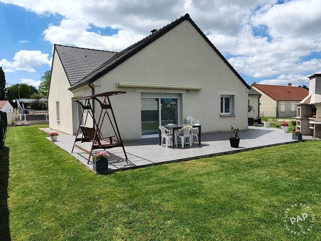 Vente Maison Saint-Martin-D'abbat (45110) 160m² 325.000€